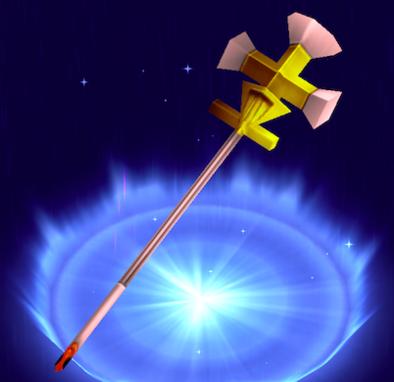 [祈りの杖の画像