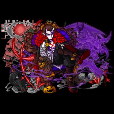 冥魂の吸血鬼ヤマラージャの画像