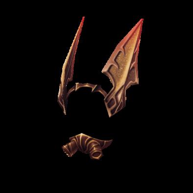 ペレーマスク(銅)の画像