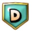 Dのアイコン