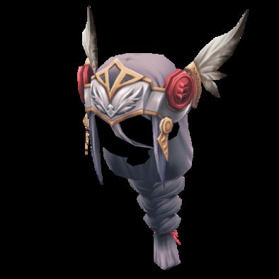 戦乙女の羽兜の画像