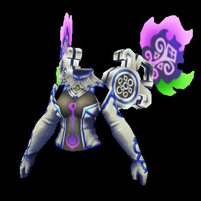 狂える女神の紋衣 銀の画像