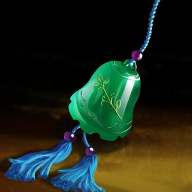 翡翠鈴の画像