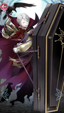 ヘンリー(明るい吸血鬼)の立ち絵