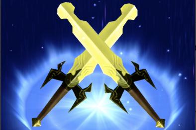 [黄蝙蝠の短刀の画像