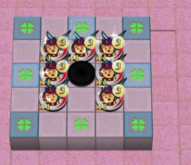 爆誕リリアのステージ2の画像