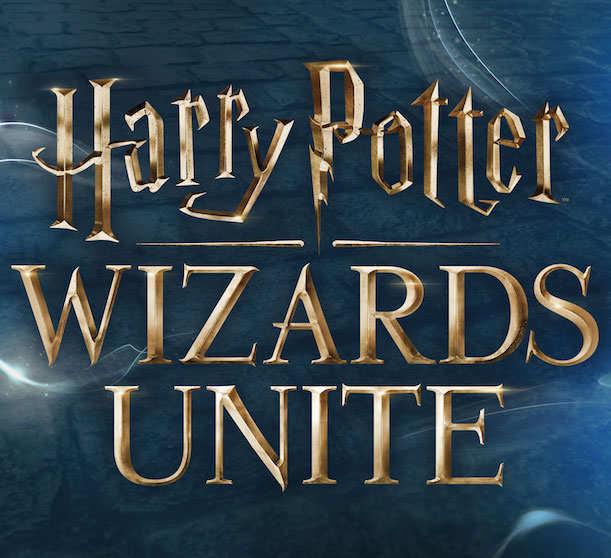 ハリポタGO(Harry Potter:Wizards Uniteの画像