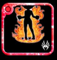 エレメンタルオーラ(火)の画像