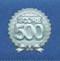 500万スコア達成記念ピンズの画像