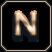Nのアイコン画像