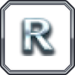 Rのアイコン画像