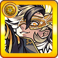 黄金の怪盗 エルドラドのアイコン
