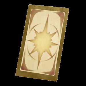 天上の護符の画像