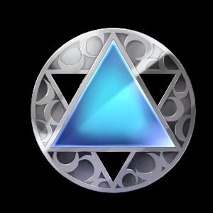 水晶のタリスマンの画像