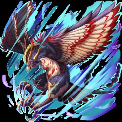 [颶風を呼ぶ翼]アレオルの画像
