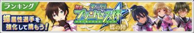 第三回熱闘プリンセス杯(蝶の陣)の画像