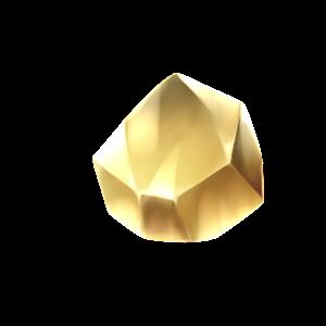 金鉱石の画像
