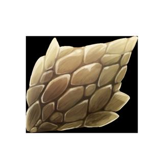 地獣の鱗の画像