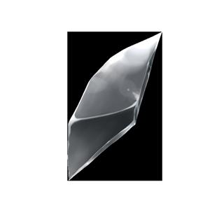 曲剣の破片の画像