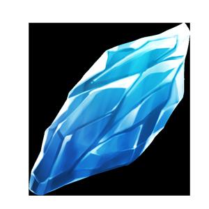 氷獄魔人の氷塊の画像