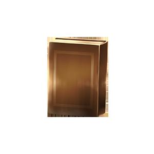 銅の本オブジェの画像