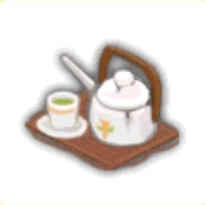 ボロ茶器セットの画像