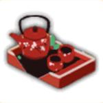 茶器セットの画像