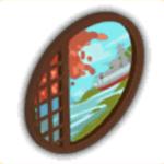 円窓の画像