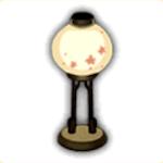 和風ランプの画像