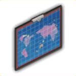 鉄血世界地図の画像