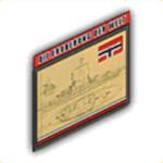 戦艦設計図の画像