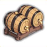 ビール樽の画像