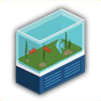 水槽の画像