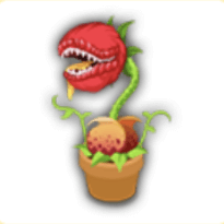 名状しがたい植物の画像