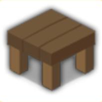 檜の椅子の画像