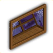 ズタズタ窓の画像