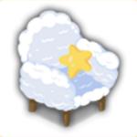 雲さんソファーの画像