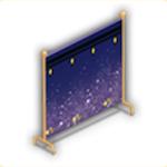 繁星の屏風の画像