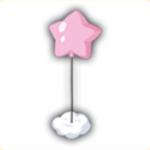 ピンクバルーンの画像