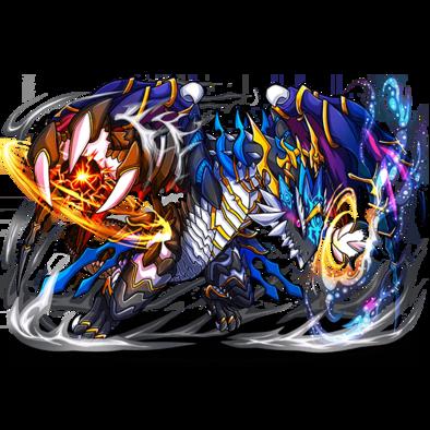 創世の龍神オルヴァの画像
