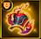 火之神の甲冑のアイコン