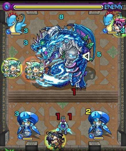 覇者の塔22階のステージ4攻略