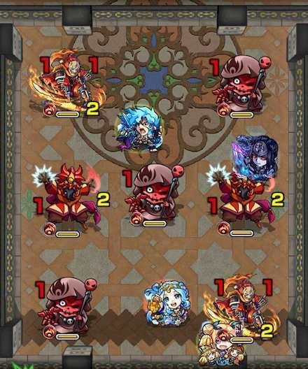 覇者の塔26階ステージ2攻略