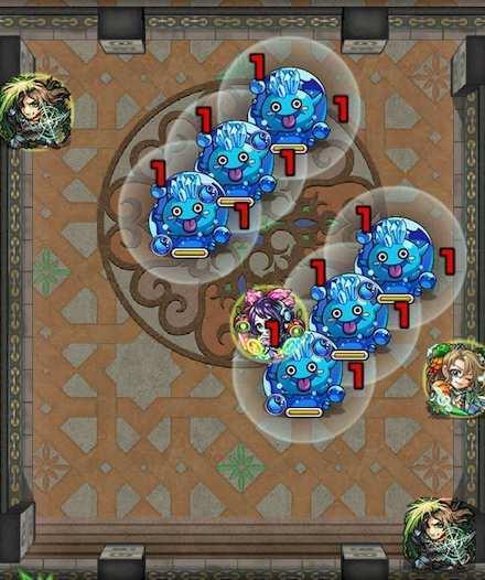 覇者の塔27階ステージ2攻略