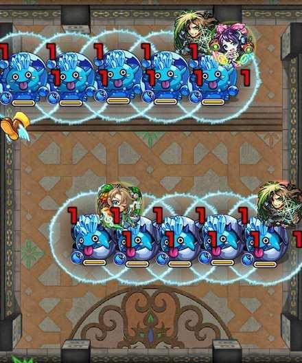 覇者の塔27階ステージ3攻略