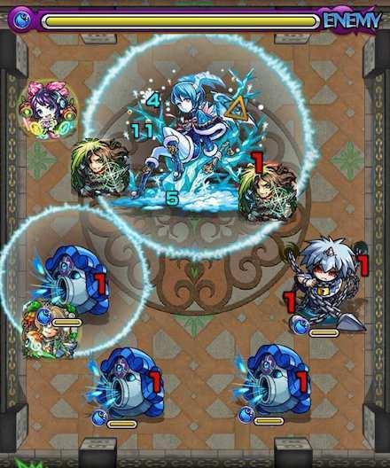 覇者の塔27階ステージ4攻略