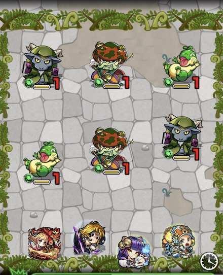 徳川慶喜ステージ1攻略