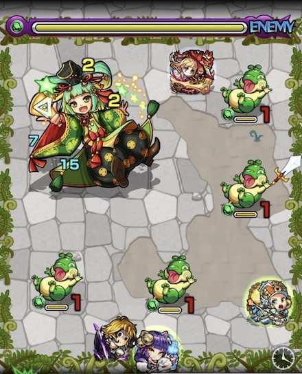 徳川慶喜ステージ2攻略