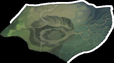亀裂の野原の画像