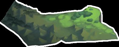 カラスの森の画像